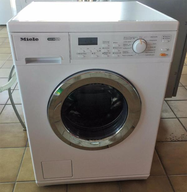 miele waschtrockner wt 2796 wpm a 6 kg 3 kg 1600 umin in bremen waschmaschinen kaufen und. Black Bedroom Furniture Sets. Home Design Ideas
