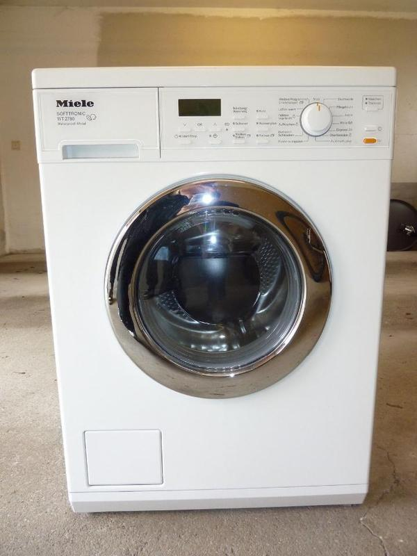 Miele waschtrockner wt 2780 wpm mit garantie