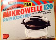 Mikrowellen Reißkocher