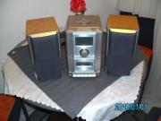 Mini Stereo Anlage