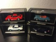 Minichamps Sammlung Porsche