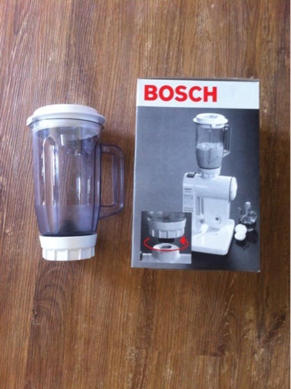 mixer aufsatz f r bosch k chenmaschine 1x benutzt in crailsheim haushaltsger te hausrat. Black Bedroom Furniture Sets. Home Design Ideas