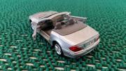 Modellauto, unbespielt, Mercedes