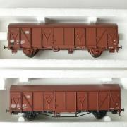 Modellbahn Wagen, Modellbahnwagen
