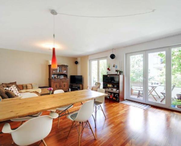 moderne wohnung am arnulfpark f r ihre familie in m nchen. Black Bedroom Furniture Sets. Home Design Ideas