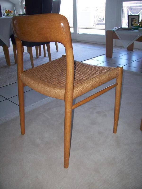 moeller stuhl no 75 in waldshut tiengen designerm bel klassiker kaufen und verkaufen ber. Black Bedroom Furniture Sets. Home Design Ideas