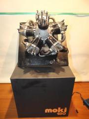 Moki Sternmotor ST