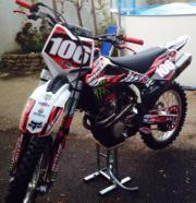 Motocross Husqvarna Tc