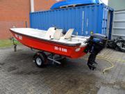 Motorboot Angelboot Sportboot