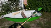 Motorboot mit Yamaha