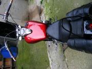 Motorrad (Chopper)