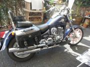 Motorrad Daelim Daystar