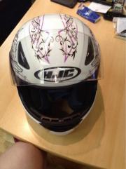 Motorrad Helm neuwertig