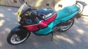 Motorrad Honda zu