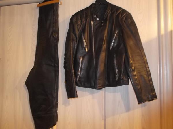 motorrad lederkombi in adelsdorf motorradbekleidung. Black Bedroom Furniture Sets. Home Design Ideas