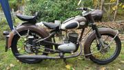 Motorrad Oldtimer Sachs