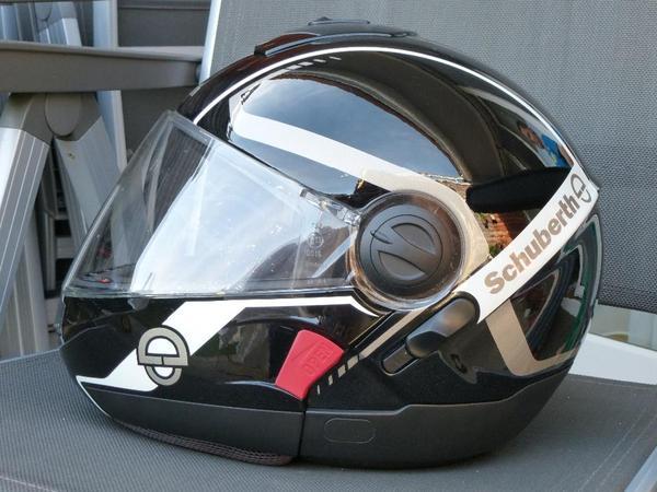 motorradhelm f r brillentr ger in lauterach motorrad