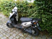 Motorroller 50cm³ zu