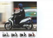 Motorroller Honda Vision