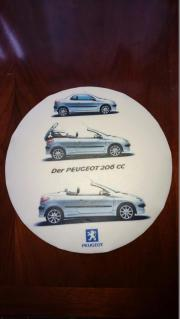 Mousepad Peugeot 206