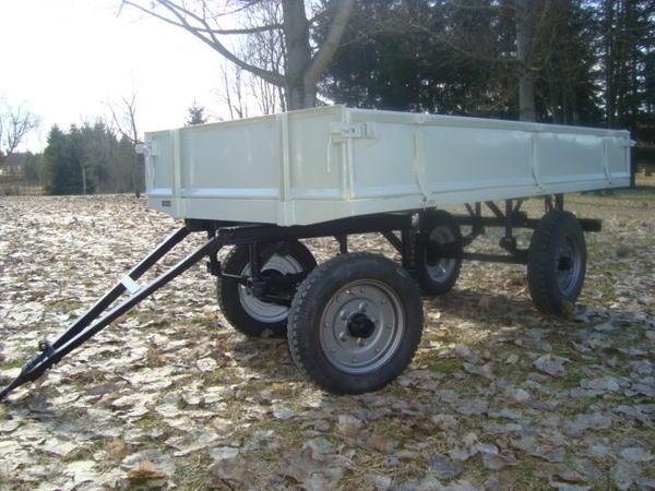 multicar anh nger pritsche ameise schlepper traktor in altenbrak anh nger auflieger kaufen. Black Bedroom Furniture Sets. Home Design Ideas