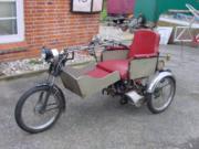Nachkriegsbike ca. 1950