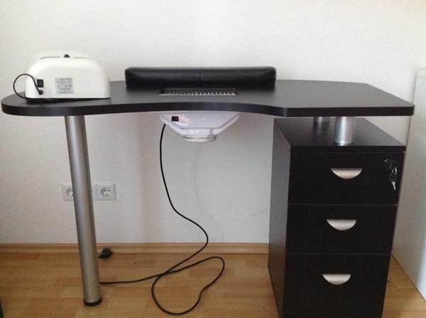 nageltisch neu und gebraucht kaufen bei. Black Bedroom Furniture Sets. Home Design Ideas