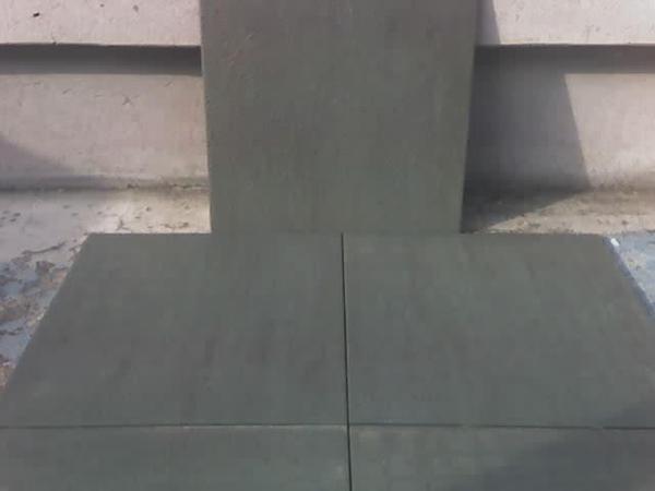 natursteinplatten 40x40 cm oliv schwarz 1 wahl in simbach fliesen keramik ziegel kaufen. Black Bedroom Furniture Sets. Home Design Ideas