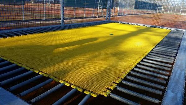 netz f r trampolin anlage in n rnberg outdoor kaufen und verkaufen ber private kleinanzeigen. Black Bedroom Furniture Sets. Home Design Ideas