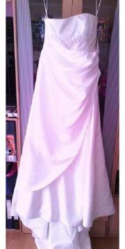 Neu !! Brautkleid weiß