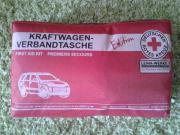 NEU !!! KFZ-Verbandtasche