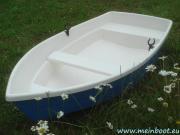 NEU ! Ruderboot, Angelboot,