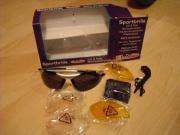 Neue UV Sonnenbrille