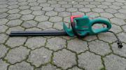 Neuwertige Bosch Heckenschere