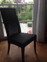 neuwertige LOOM Stühle,