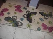 Neuwertiger Teppich, ohne
