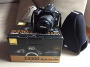 Nikon D3300 18-