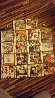 Nintendo Ds Spielesammlung