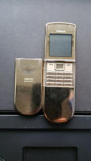 Nokia Scirocco Gold