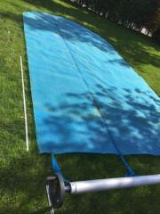 NOPPENFOLIE Abdeckung Swimmingpool