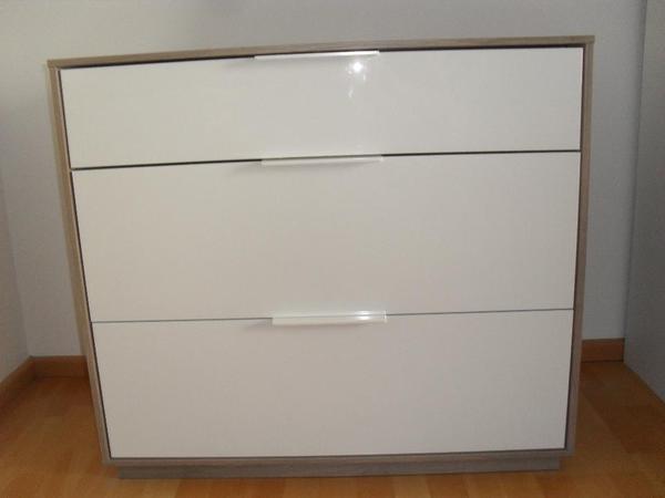 Pin Nyvoll Kommode Mit 6 Schubladen Hellgrau Weiß Ikea on Pinterest