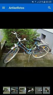 Oldtimer Göricke Fahrrad