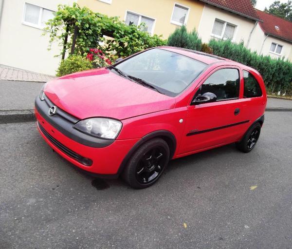Opel Corsa 1. » Opel Corsa