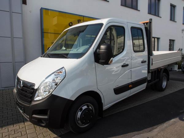 opel movano 2 3 cdti l3h1 doppelkabine pritsche sprinter hnlich in k ln kleinbusse. Black Bedroom Furniture Sets. Home Design Ideas