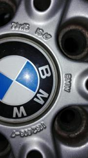 Original BMW Alu-