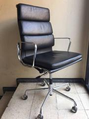 drehstuhl chrom gebraucht kaufen nur 3 st bis 70 g nstiger. Black Bedroom Furniture Sets. Home Design Ideas