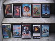 Originale VHS-Spielfilme