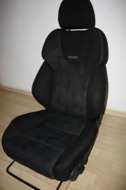 Orthopädischer Recaro Sitz