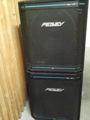 PA Boxen Peavey