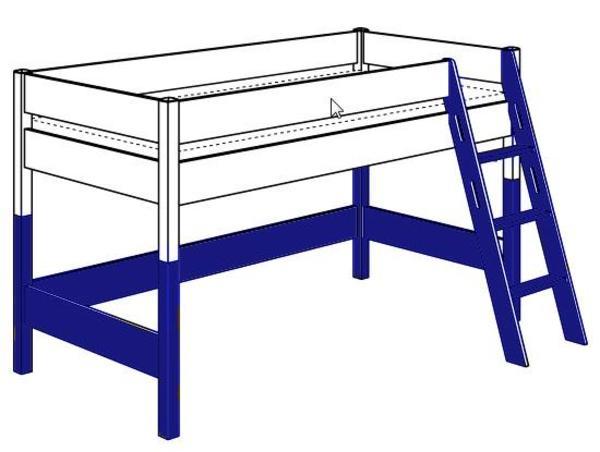 spielbett paidi neu und gebraucht kaufen bei. Black Bedroom Furniture Sets. Home Design Ideas